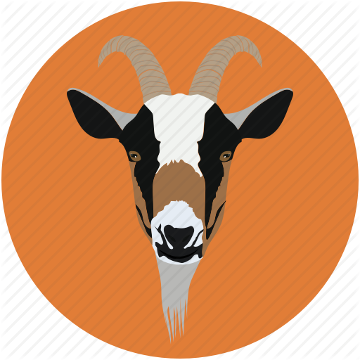 Animal Face, Cabra, Forest Animal, Goat, Goat Baby Icon