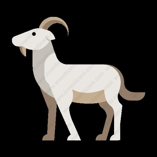 Download Goat Icon Inventicons