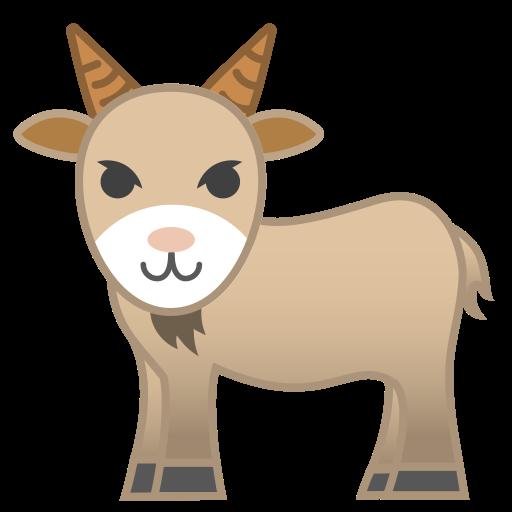 Goat Icon Free Of Noto Emoji Animals Nature Icons