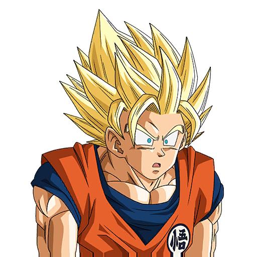 Goku Icon Dragon Ball Zgtsuper Dragon Ball
