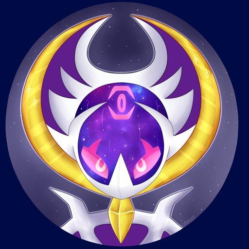 Lunala Icon Amino