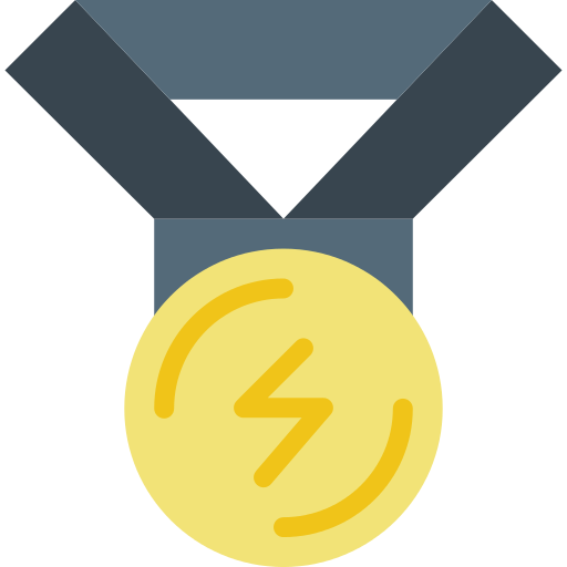 Gold Medal Png Icon