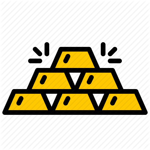 Gold Pile Png Images In Collection