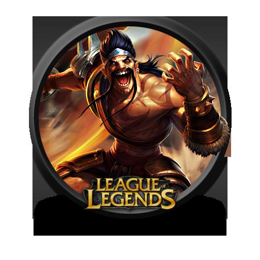Draven Gladiator Icon League Of Legends Iconset
