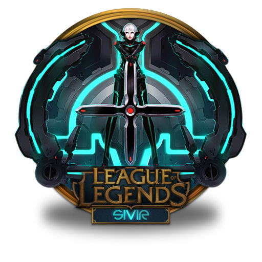 Sivir Pax Icon League Of Legends Gold Border Iconset