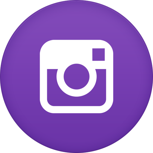 Gold And Purple Facebook Logo Png Images