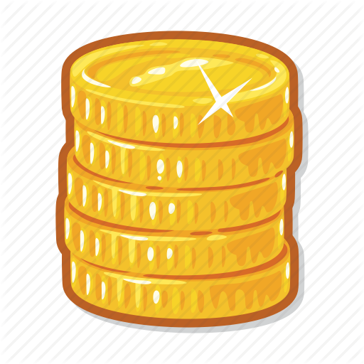 Gold Con Png