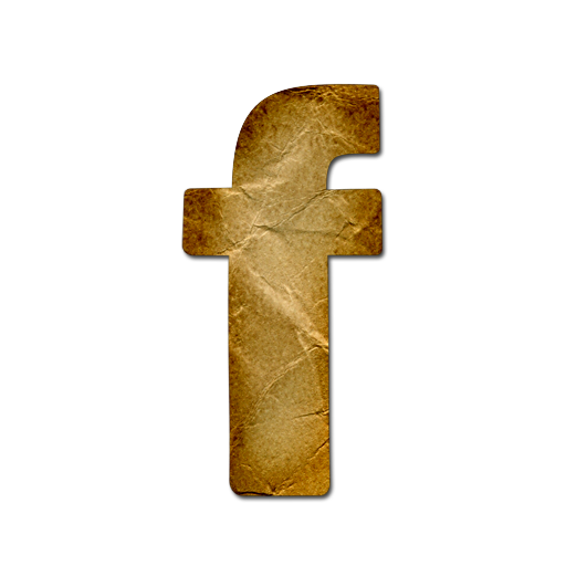 Facebook Logo Webtreatsetc Icons, Free Icons In Crumpled Paper