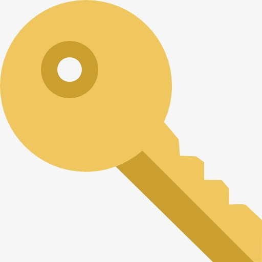 Key, Golden Key, Cartoon Key Png Image And Clipart For Free Download