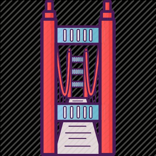 Bridge, Golden Gate, Landmark, San Fransisco Icon