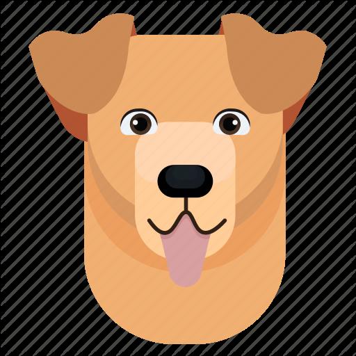 Animal, Dog, Golden, Golden Retriever, Pet, Retriever Icon
