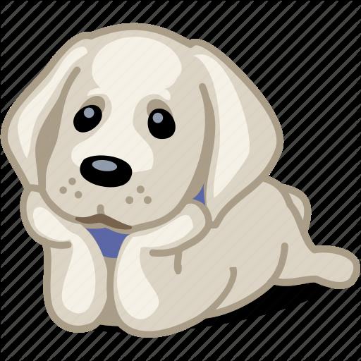 Dog, Labrador, Pet, Puppy Icon