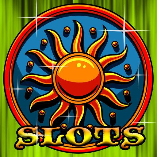 Aaa Golden Sun Slots Pro