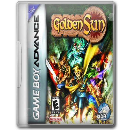 Golden Sun Icon