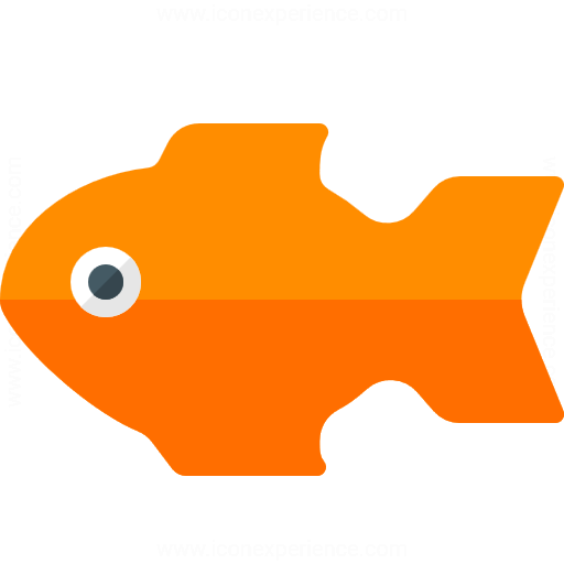 Iconexperience G Collection Goldfish Icon