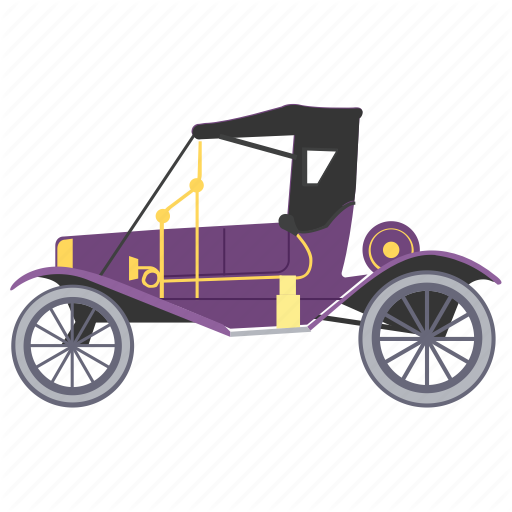 Chariot, Golf Buggy, Golf Car, Golf Cart, Rickshaw Icon
