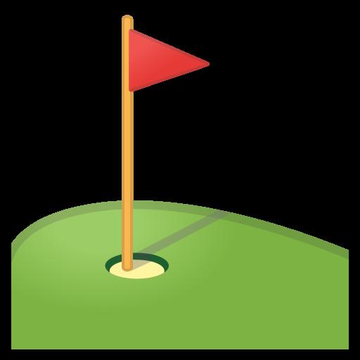 Flag In Hole Icon Noto Emoji Activities Iconset Google