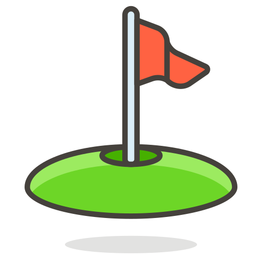 Green, Golf, Flag, Sport Icon Free Of Another Emoji Icon Set