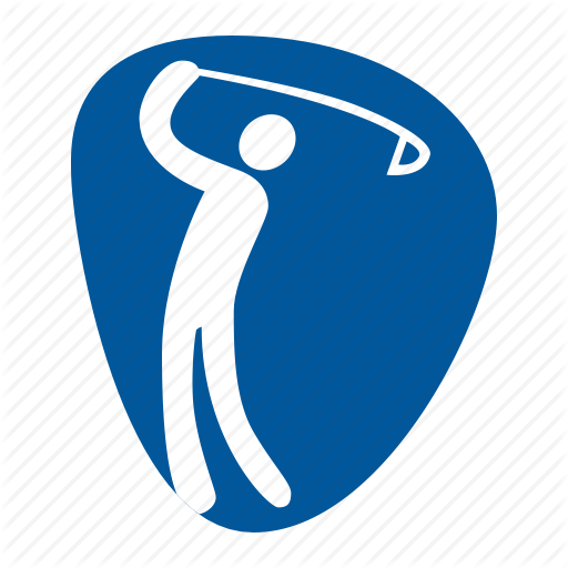 Games, Golf, Olympic, Sport Icon