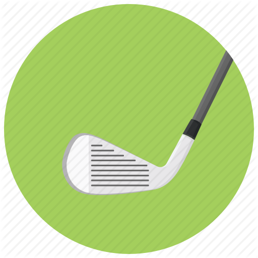 Golf, Golf Equipment, Golf Putter, Play Golf Icon