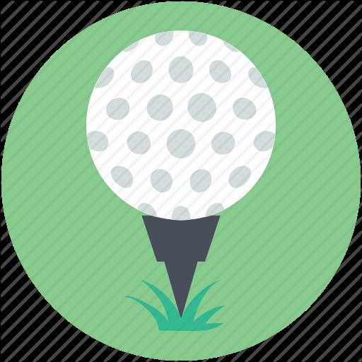 Game, Golf, Golf Ball, Golf Tee, Golfing Icon