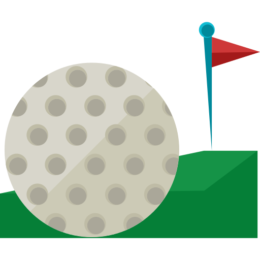 Golf Png Icon