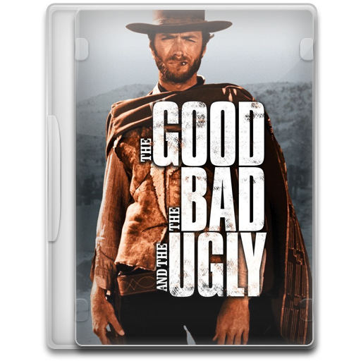 The Good The Bad And The Ugly Icon Movie Mega Pack Iconset