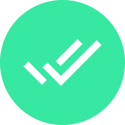 Verify Cred Icon Cryptocurrency Flat Iconset Christopher Downer