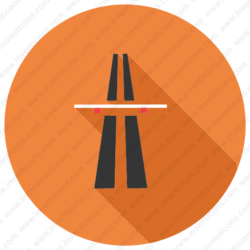 Download Bridge,highway,road,transport,transportation Icon