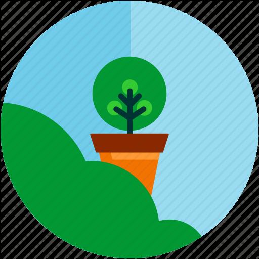 Bush, Good, Plant, Planting, Tree Icon
