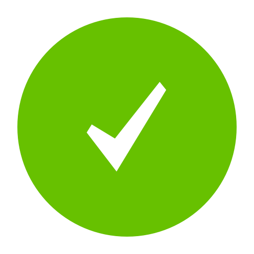 Ok, Tick, Yes, Add, Good, Done, Success Icon