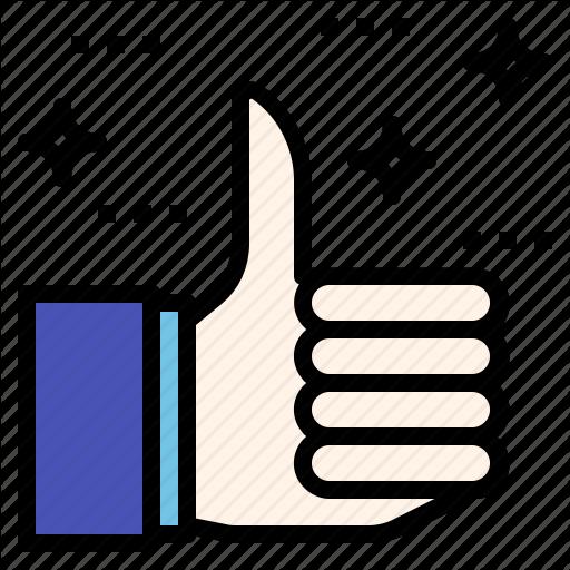 Acceptable, Goodjob, Reliable, Thumbsup Icon