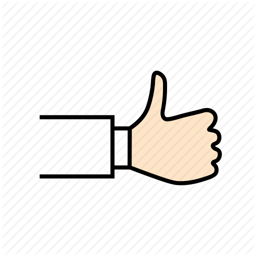 Arm, Business, Good Job, Hand, Thumbs Up, Well Done, Work Icon