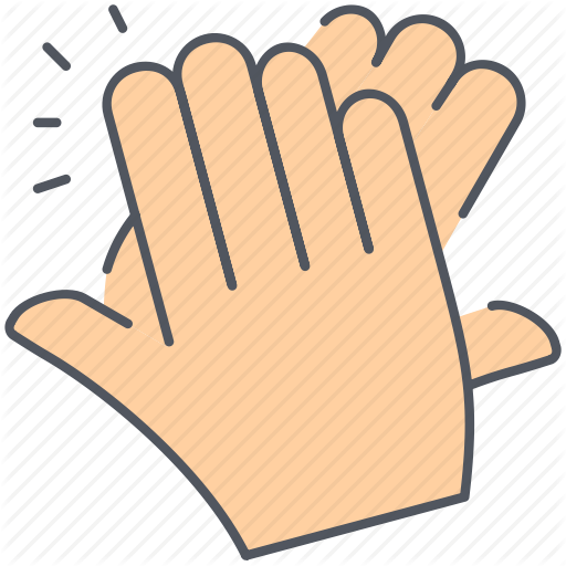 Audience, Bravo, Clap, Clapping, Gesture, Good Job, Hand Icon