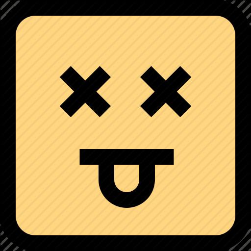 Emotion, Face, Goofy Icon