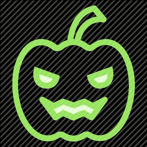Goofy, Halloween, Pumpkinicon Icon