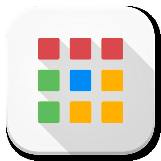 Apps Google Chrome App List Icon Flatwoken Iconset Alecive