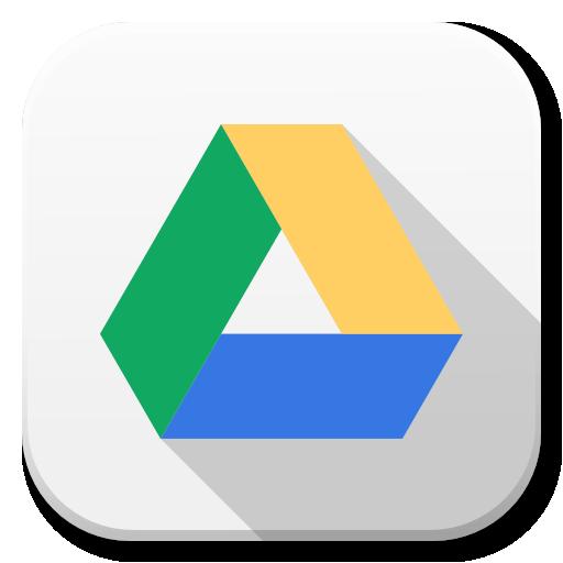 Apps Google Drive Icon Flatwoken Iconset Alecive