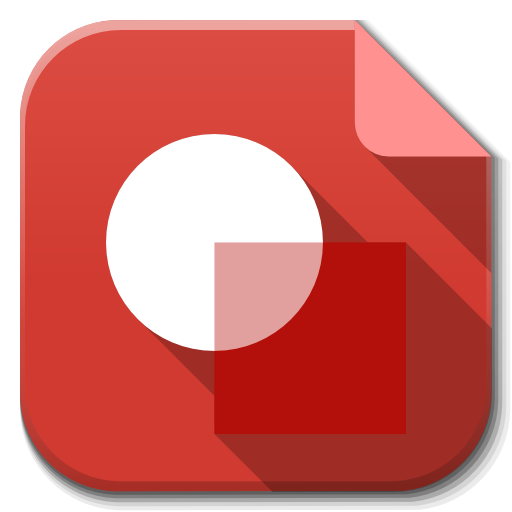 Apps Google Drive Drawings Icon Flatwoken Iconset Alecive