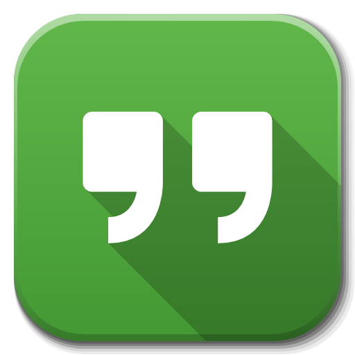 Apps Google Hangouts Icon Flatwoken Iconset Alecive