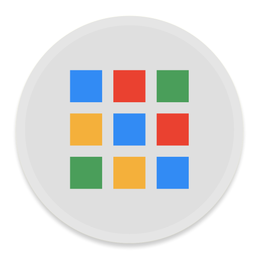 Google App Launcher Icon at GetDrawings com | Free Google