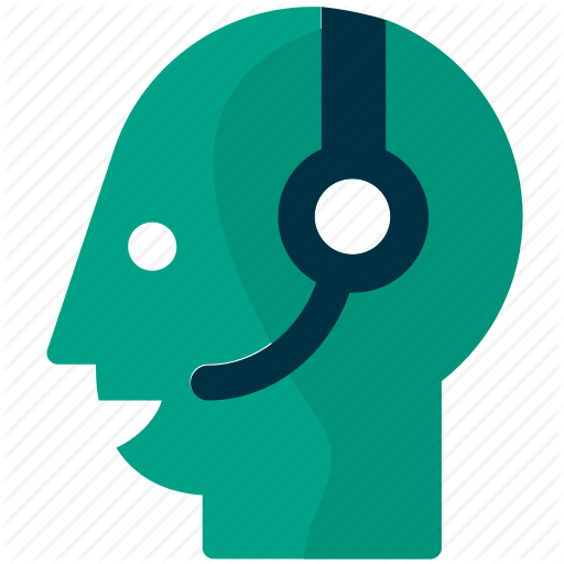 Call, Customer, Help, Service, Support, Virtual Assistant Icon