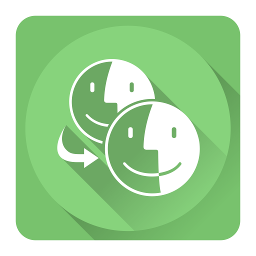 Migration, Assistant Icon Free Of System Icons