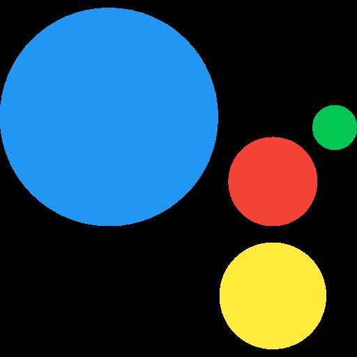 Google, Assistant Icon Free Of Google Io