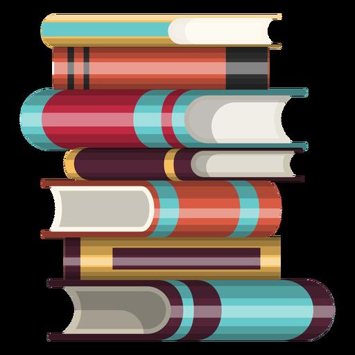 Pile Of Books Icon