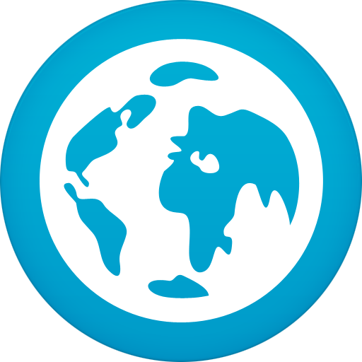Browser Icon Circle Addon Iconset