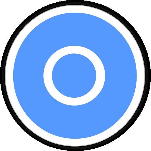 Chromium Browser Icon Simple Iconset Kxmylo