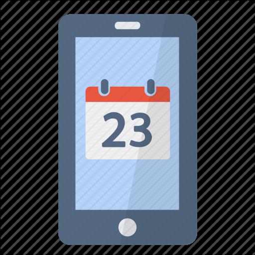 Agenda, App, Application, Appointment, Calendar, Phone, Smartphone