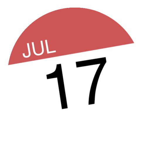 App Calendar Icon The Circle Iconset Xenatt