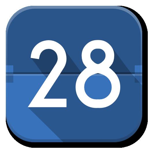 Apps Google Calendar Icon Flatwoken Iconset Alecive